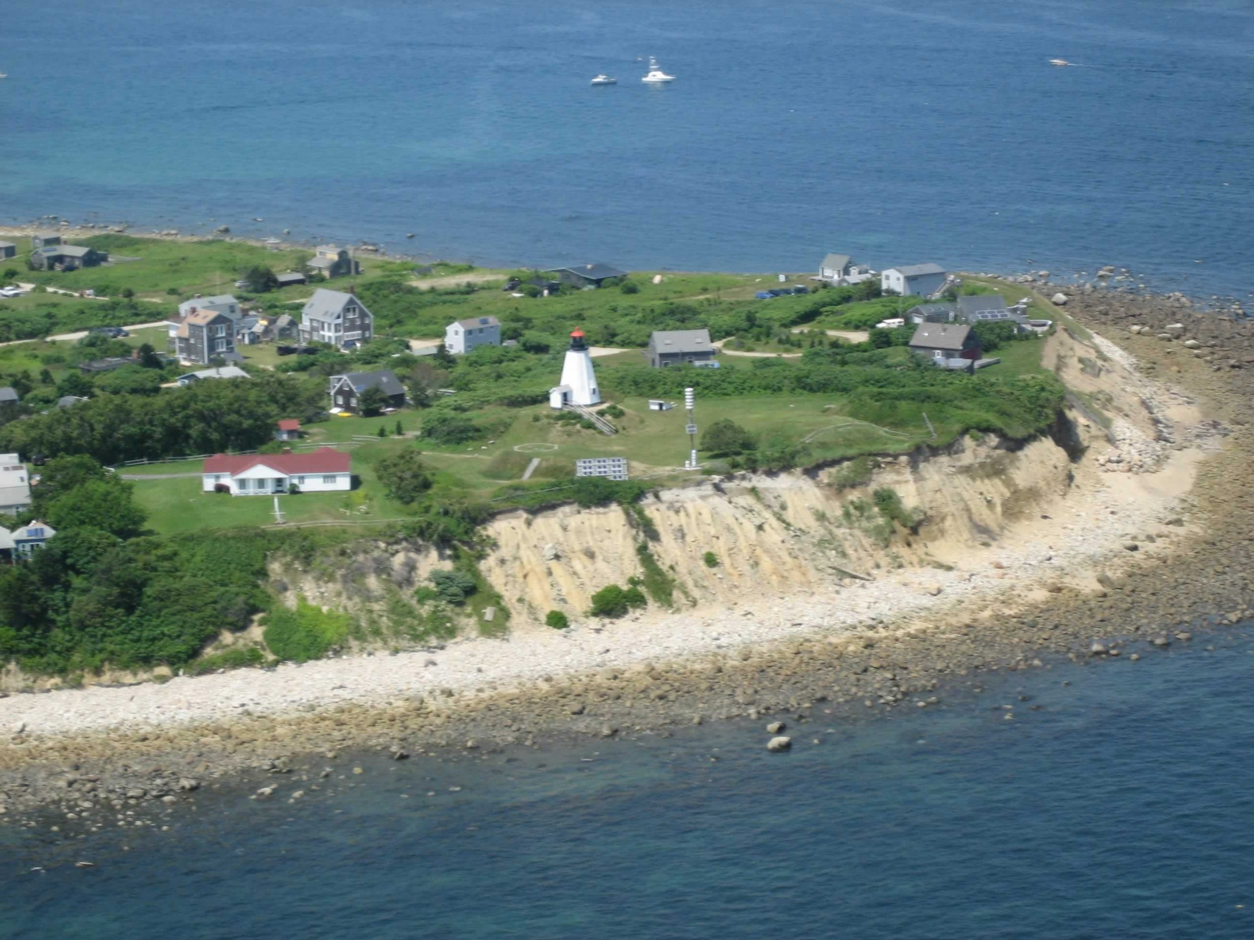 Plymouth Light Station Aerial